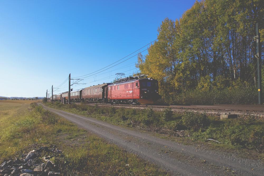 Historiske togreiser