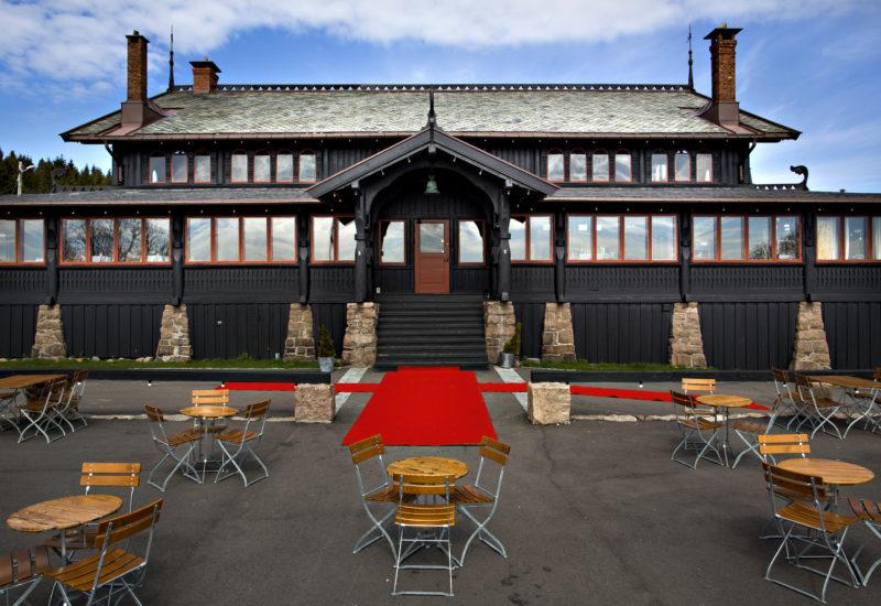 Selskapslokaler i Oslo